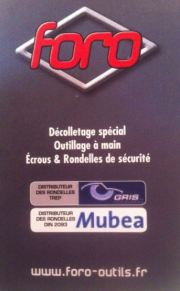 Foro outillage